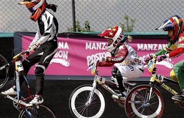 Mundial de BMX paraliza a Medellín