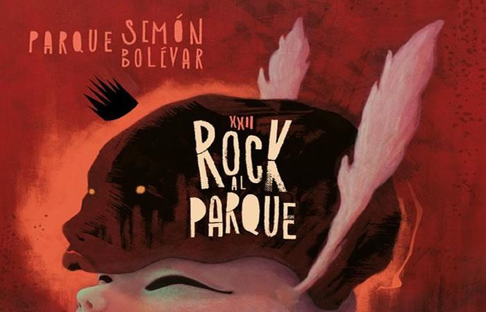 Rock al Parque da a conocer el afiche oficial