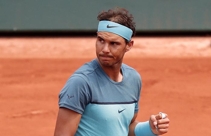 Roland Garros: Nadal llega a la victoria 200 en Grand Slam