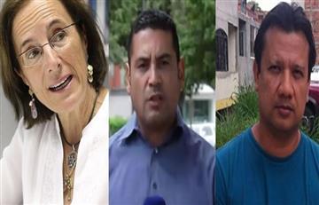 Salud Hernández y periodistas de RCN están en manos del ELN