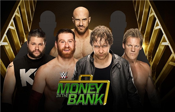 WWE: Money in the bank tendrá a estos luchadores