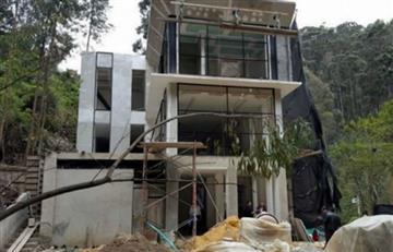 Amenazan al edil que denunció construcción en cerros orientales
