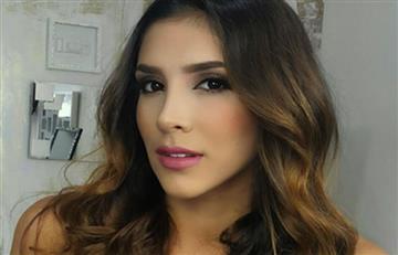 Daniela Ospina presume su cuerpo
