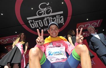 Giro de Italia: Así van los colombianos.
