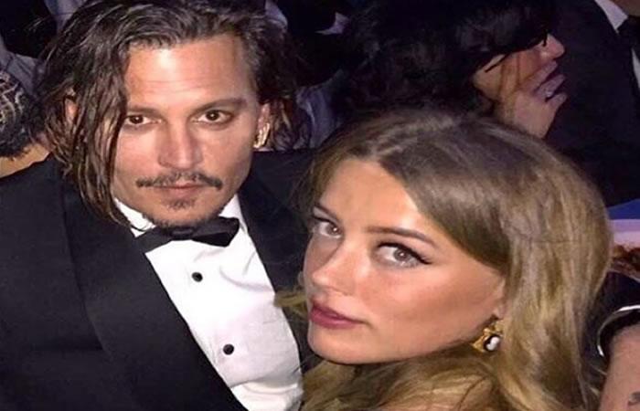 Amber denuncia a Johnny Depp por violencia de género Foto: Instagram  johnnydepp.oficial