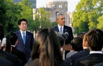 La histórica visita de Barack Obama a Hiroshima