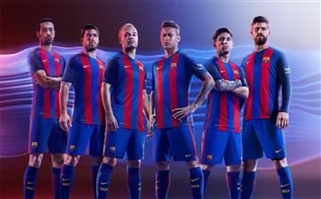 Las nuevas camisetas de los grandes de Europa