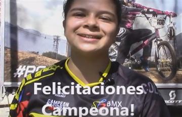 Mundial BMX: Así ganó Colombia su primer oro en el mundial