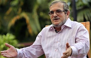 """""""Timochenko"""" pide terminar """"para siempre"""" el secuestro en Colombia"""
