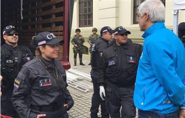 Bogotá: operativo sorpresa en el Bronx