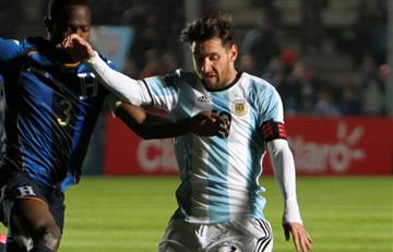 Preocupación en Argentina por lesión de Messi