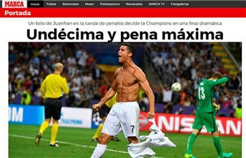 Real Madrid: así titularon los diarios la undécima del 'merengue'