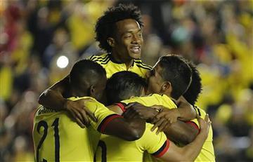 Colombia venció 3 - 1 a Haití