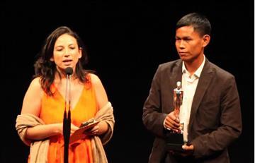 'El Abrazo de la Serpiente' mejor filme iberoamericano