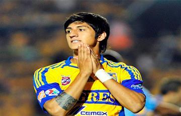 Alan Pulido, futbolista mexicano fue liberado