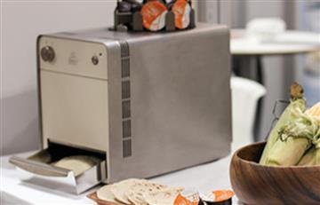 Flatev, la máquina que hace tortillas con solo un botón