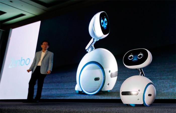 Zenbo, el primer robot doméstico de ASUS