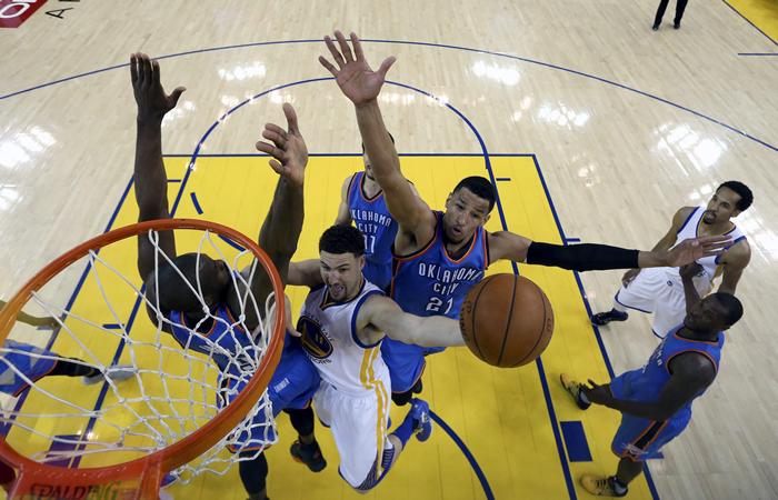 NBA: Curry vence a Durant y se las verá con LeBron