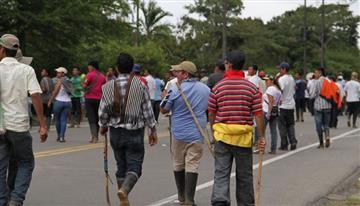Paro agrario: Se cumple el tercer día y siguen los cierres viales