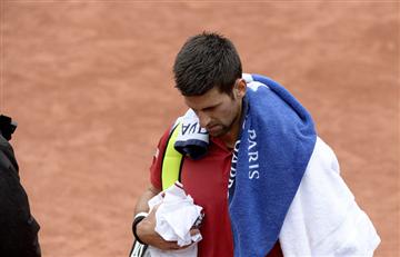 Roland Garros: se suspenden los partidos