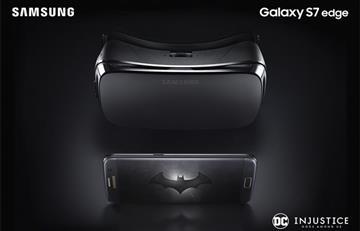 Samsung presenta su nuevo Galaxy S7 inspirado en Batman
