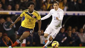 Así llega Estados Unidos al primer partido contra Colombia