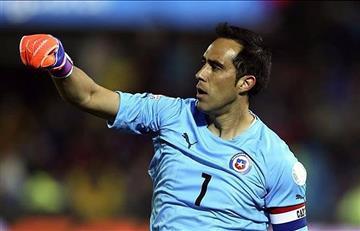 Copa América Centenario: Claudio Bravo ya está en Estados Unidos