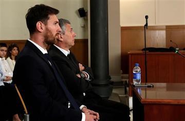 "Lionel Messi: ""Confiaba en mi papá"""