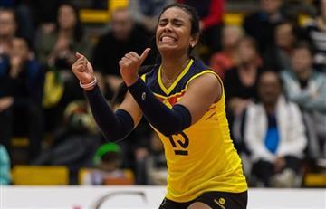 Colombia venció a Australia en torneo mundial de voleibol