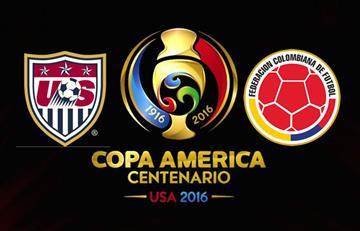 Estados Unidos vs. Colombia: Hoy inicia la Copa América Centenario