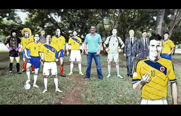 'Héroes', la canción de Colombia para la Copa América Centenario