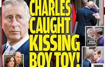 Señalan de homosexualismo al príncipe Carlos