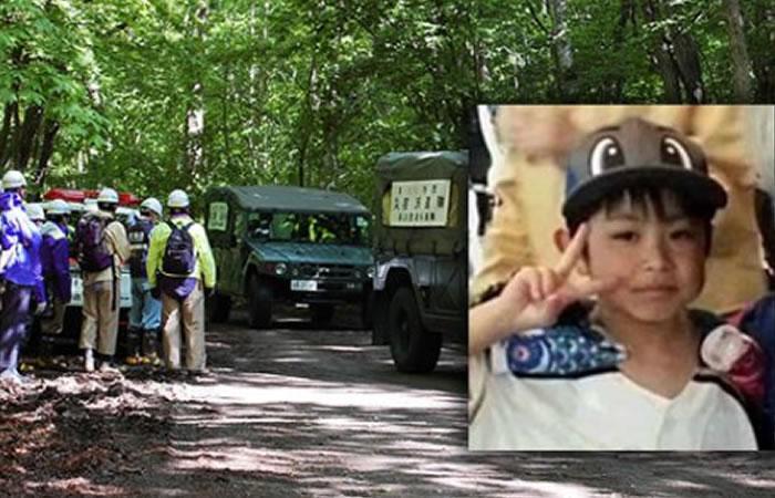 Yamato Tanooka: el niño abandonado por sus padres en bosque de Japón