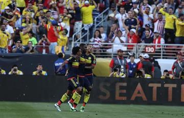 Copa América 2016: con estos goles Colombia venció a Estados Unidos