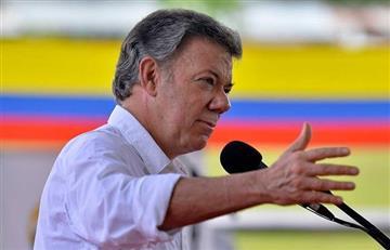 """Santos: """"Estoy seguro de que el plebiscito se aprobará"""""""