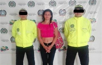 """Capturan a """"La Diabla"""" vinculada en homicidios ejecutados por el Clan Úsuga"""