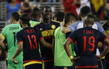 Copa América: Selección Colombia llegó a Los ángeles para enfrentar a Paraguay