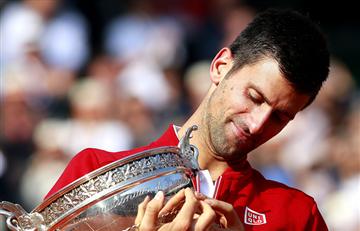 Roland Garros: Djokovic Campeón