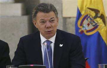 """Santos: """"Me encantaría que Uribe se una al proceso de paz"""""""