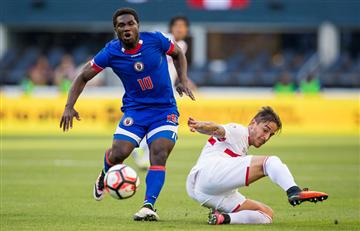 YouTube: Mira cómo lloró este jugador de Haití