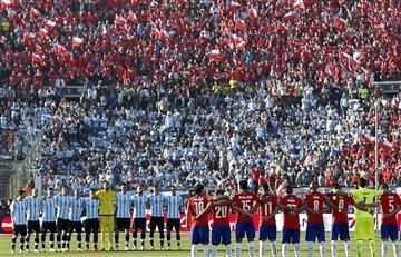 Argentina vs. Chile: Datos, formación y trasmisión online