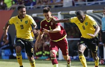 Copa América: Venezuela gana con lo justo a Jamaica