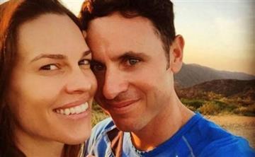 Hilary Swank canceló su matrimonio con el colombiano Rubén Torres