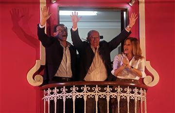 Kuczynski mantiene ligera ventaja sobre Fujimori con casi el 90% escrutado
