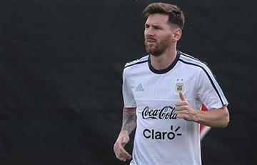 Messi: El argentino quiere jugar y ganar la Copa América