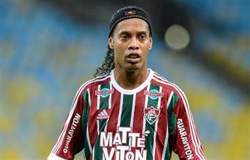 Ronaldinho jugaría con América de Cali
