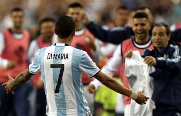 Argentina le ganó Chile en la revancha