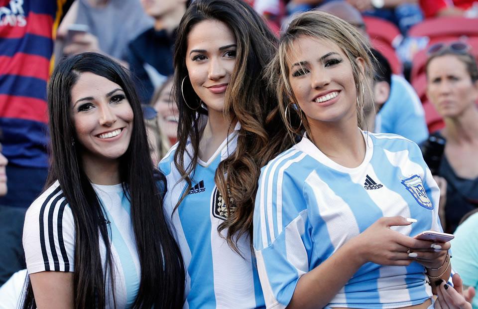Argentina vs. Chile: lo que nadie vio del partido