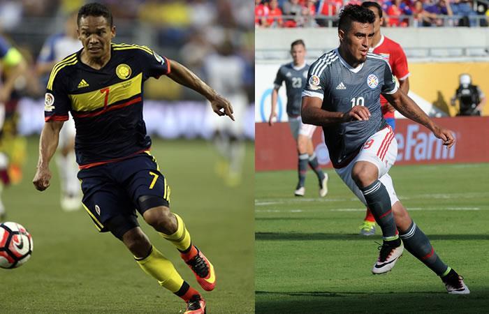 Colombia vs. Paraguay: datos, formación y transmisión online en vivo