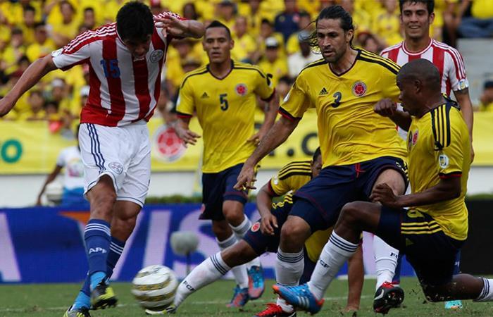 Copa América 2016: reviva los últimos partidos entre Colombia y Paraguay